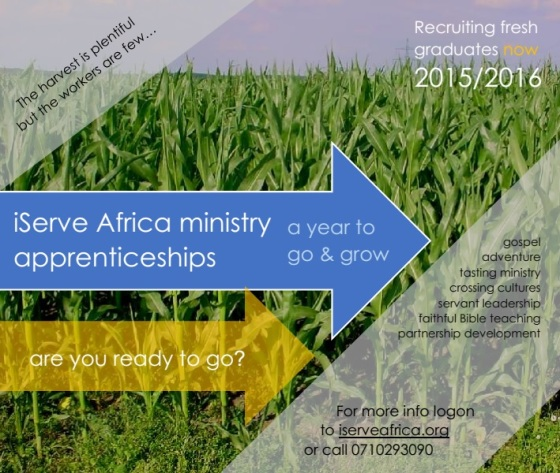 Apprenticeship recruitment 2015