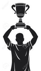 lifting trophy